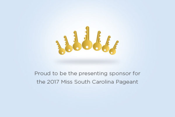 Resource Financial Services Miss SC Pageant Print Ad